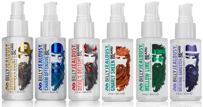 Billy Jealousy Beard Oils