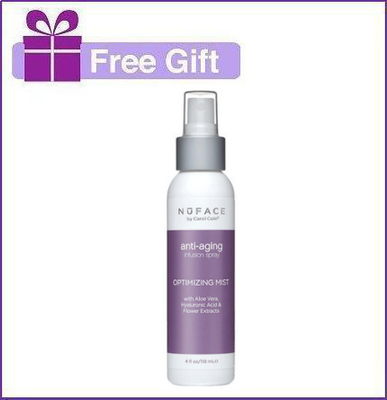 NuFace Free Optimizing Mist with Purchase of Trinity or Mini