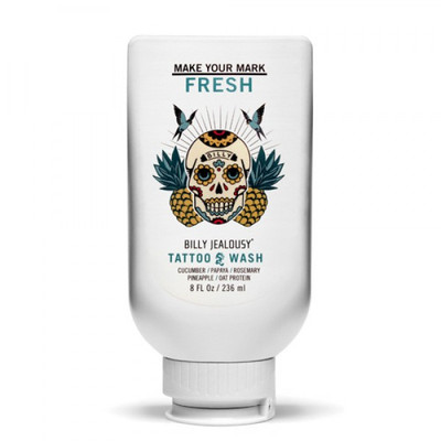 Billy Jealousy Fresh Tattoo Wash