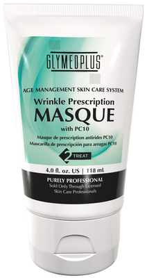 GlyMed Plus Wrinkle Prescription Masque with PC10