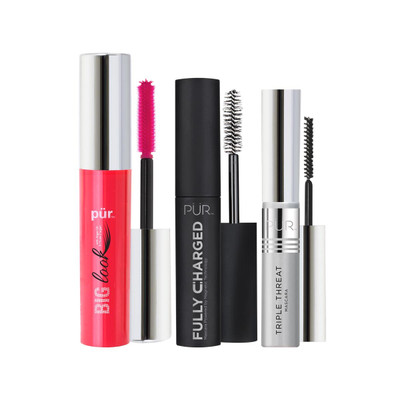 PUR Mascara Trifecta Mini Mascara Collection