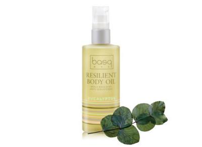 Basq Elasticity Resilient Body Oil - Eucalyptus