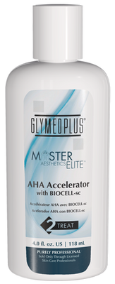 GlyMed Plus Master Asthetics Elite  AHA Accelerator with BIOCELL-sc