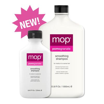 MOP POMegranate Smoothing Shampoo