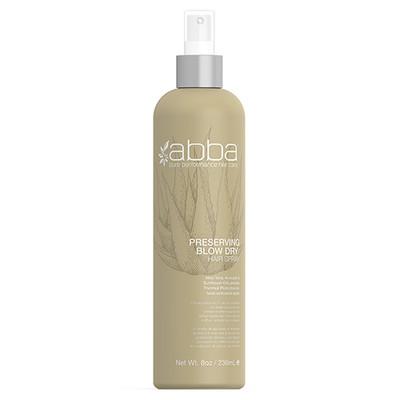 Abba Preserving Blow Dry Hair Spray