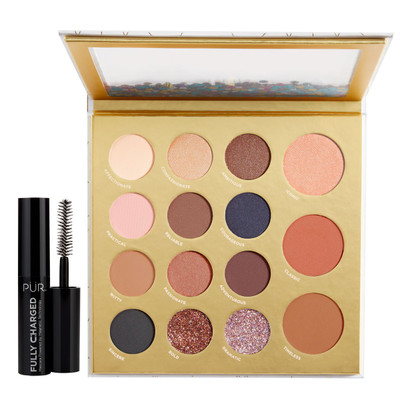 NEW Love Your Selfie III Sweet 16 Face Palette & Mini Mascara Set