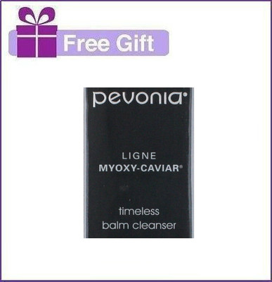 FREE Pevonia Timeless Balm Cleanser Sample with $75+ Pevonia Orders