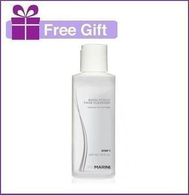 FREE Jan Marini Travel Size Bioglycolic Cleanser .5oz with $150+Jan Marini Purchase