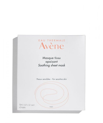 Avene Soothing Sheet Mask - 5 Count