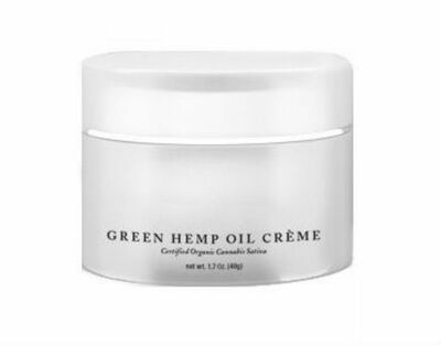 Elaine Gregg Green Hemp Oil Creme