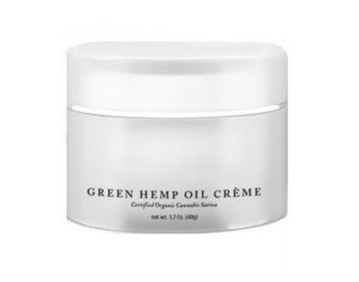 Elaine Gregg Green Hemp Oil Creme