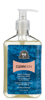 Brave Soldier Clean Skin Gentle Face Cleanser for Face & Body