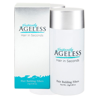 Instantly Ageless Hair In Seconds Fiber