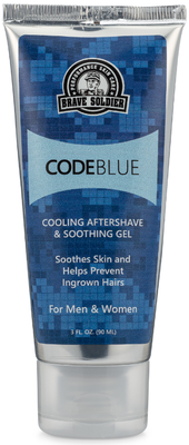 Brave Soldier Code Blue New Packaging
