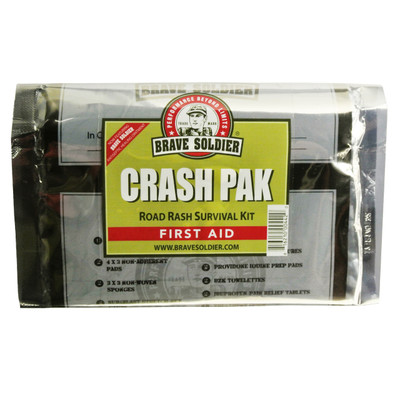 Brave Soldier Crash Paks