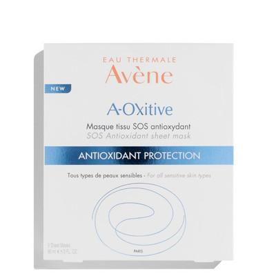 Avene A-OXitive SOS Antioxidant Sheet Mask