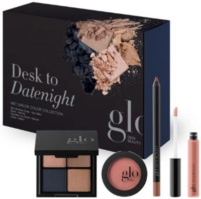 glo Skin Beauty Desk to Datenight Hey, Sailor
