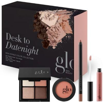 glo Skin Beauty Desk to Datenight Bon Voyage
