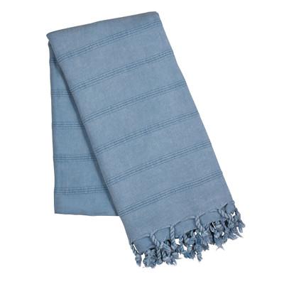 Active Towel 100% Turkish Cotton- Denim