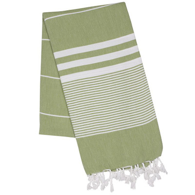 The Active Towel - Aegean Towel - Evergreen