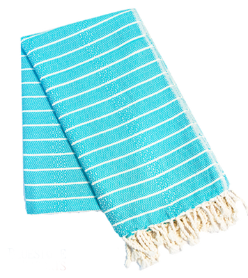 The Active Towel - Mediterranean Deluxe Bamboo - Sea Green