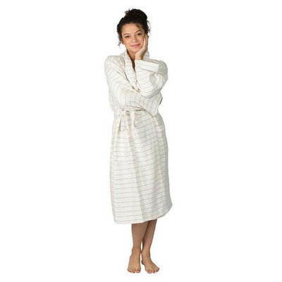 The Active Towel - Monterey Gray Bamboo Robe