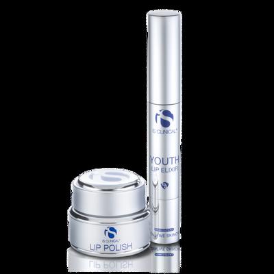 iS Clinical Lip Duo -  Lip Polish &  Youth Lip Elixir