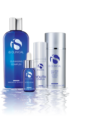iS Clinical Pure Renewal Collection New Packaging