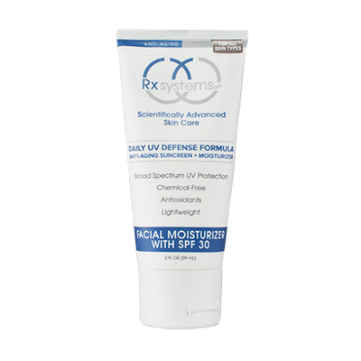 Rx Systems Anti-Aging Facial Moisturizer SPF 30