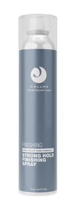 Colure Haircare Finishing Strong Hold Finishing Spray