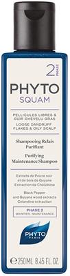 Phyto Phytosquam Purifying Maintenance Shampoo for Oily Scalp
