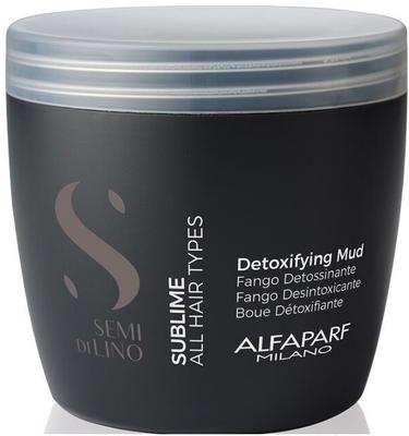 Alfaparf Semi Di Lino Sublime Detoxifying Mud