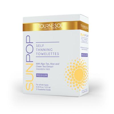 TourneSol Self-Tanning Towelettes