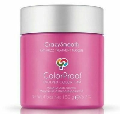 ColorProof CrazySmooth Anti-Frizz Treatment Masque