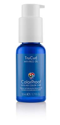 ColorProof TruCurl Anti-Frizz Oil