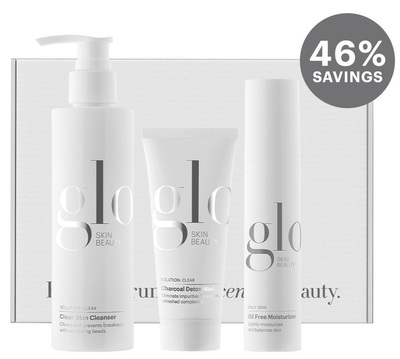 glo Skin Beauty Breakout + Blemish Solutions Kit