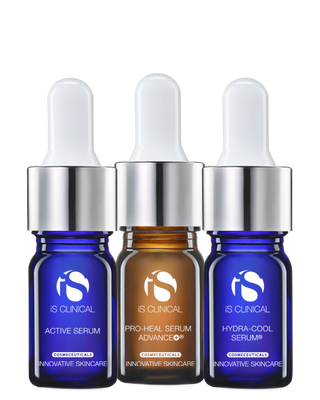 iS Clinical The Essentials Clarity Trio