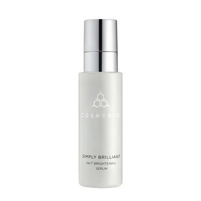 CosMedix Simply Brilliant 24/7 Brightening Serum 1oz