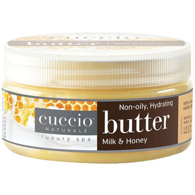 Cuccio Naturale Milk and Honey Butter Blend