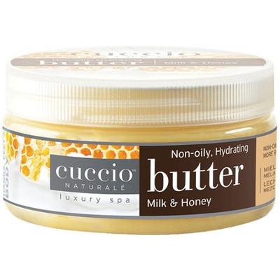 Cuccio Naturale Milk and Honey Butter Blend