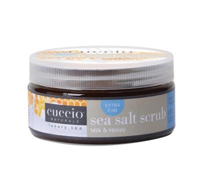 Cuccio Naturale Milk and Honey Sea Salts
