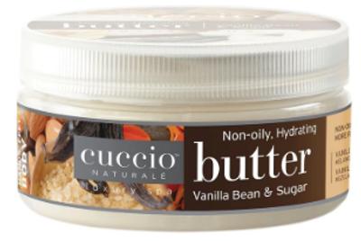 Cuccio Naturale Vanilla Bean & Sugar Blend 8 oz (New Packaging)