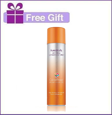 FREE ColorProof HumidtyRX Anti-Frizz Spray 2 oz with $99+ ColorProof Purchase
