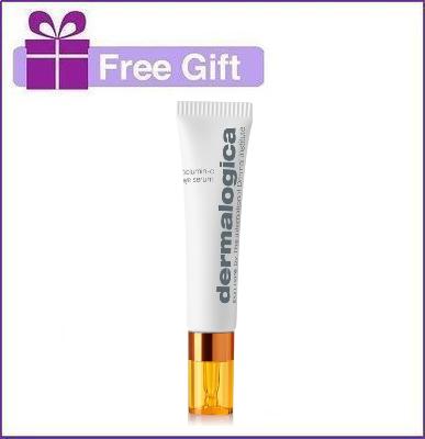FREE Biolumin-C Eye Serum 6ml with $199 Dermalogica Purchase