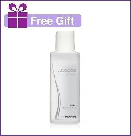 FREE Jan Marini Bioglycolic Face Cleanser Travel Size