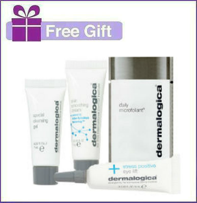 Dermalogica Free Gift With $99+ Dermalogica Purchase