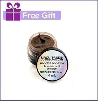 FREE Sircuit Skin Mocha Loca 4 ml With Purchase Of Any Two Sircuit Products