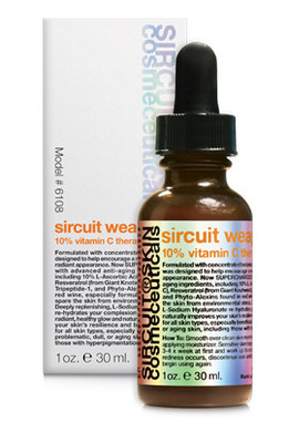Sircuit Skin Sircuit Weapon + 10% Vitamin C Serum 1 oz