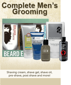 Complete Men's Grooming