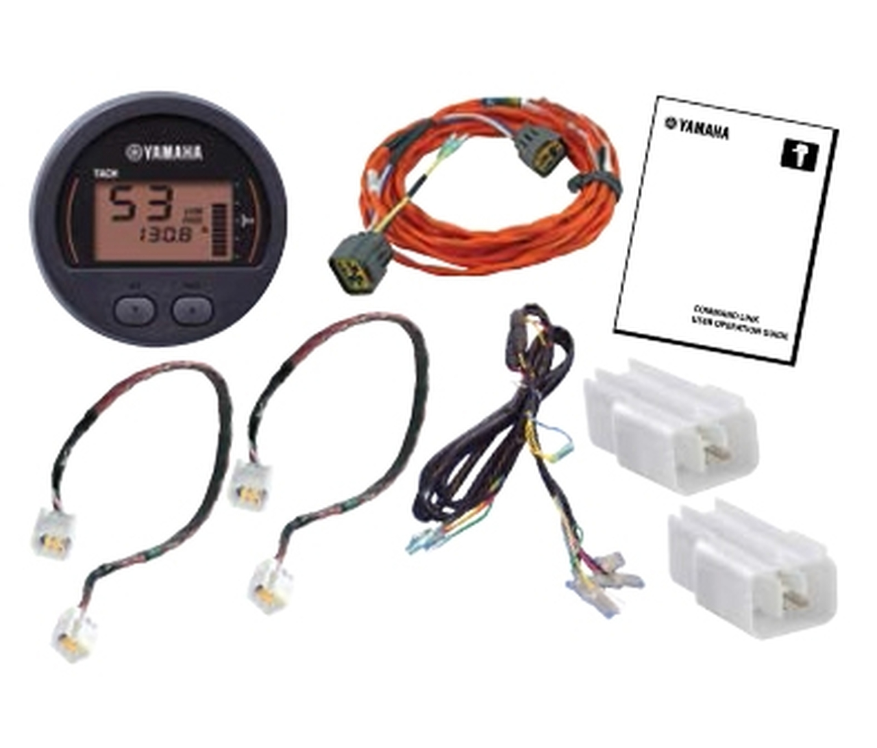 Yamaha outboard motor tachometer
